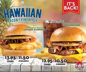 Hawaiian Burger