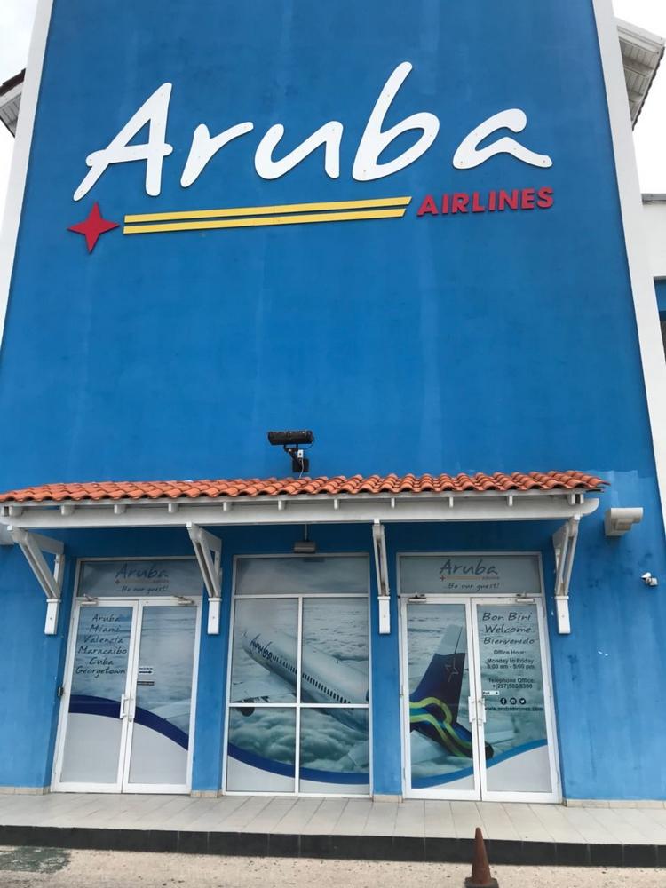 Reanundacion di Aruba Airlines su vuelo nan pa y for di