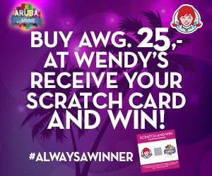 Wendys Win ticket ASMF