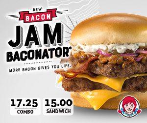 Jam Baconator