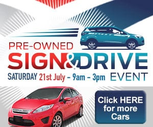 Pre-Owned Sales Event at Yrausquin