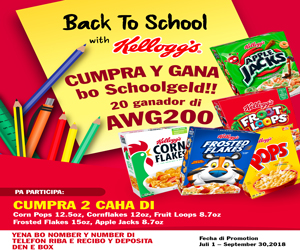 Kelloggs Back to school 1