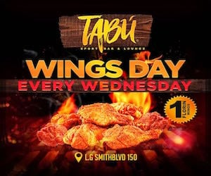 Wings Day na Tabu