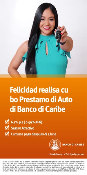 Banco di Caribe – Car Loan