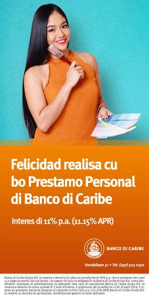 Banco di Caribe – Personal Loan