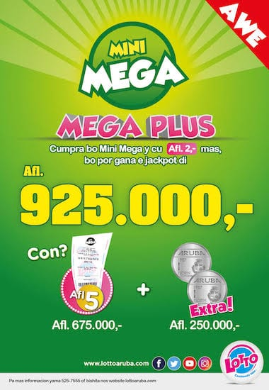 Lotto 925 Mil Florin Mega Plus