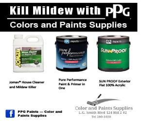 PPG Mildew