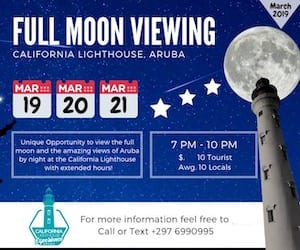 Full Moon Viewing at California Lighthouse – Square